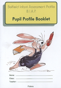 Belfield Infant Assessment Book
