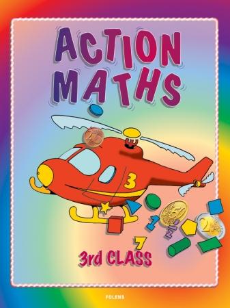 Action Maths 3 - Third Class