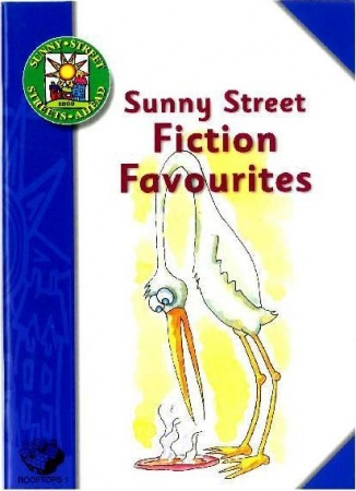 Sunny Street Fiction Favourites - Core Reader 1 - Sunny Street - Second Class