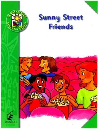 Sunny Street Friends - Core Book 1 - Sunny Street - First Class