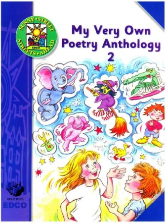 My Very Own Poetry Anthology 2 - Sunny Street - Second Class