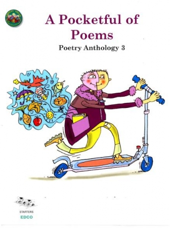 A Pocketful Of Poems 3 - Poetry Anthology - Streets Ahead - Third Class