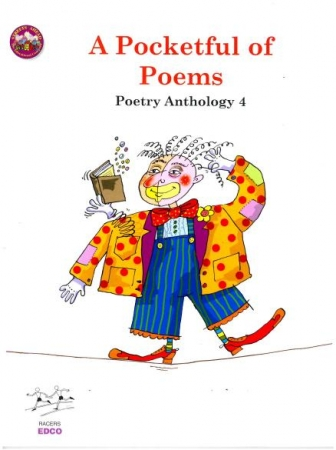A Pocketful Of Poems 4 - Poetry Anthology - Streets Ahead - Fourth Class