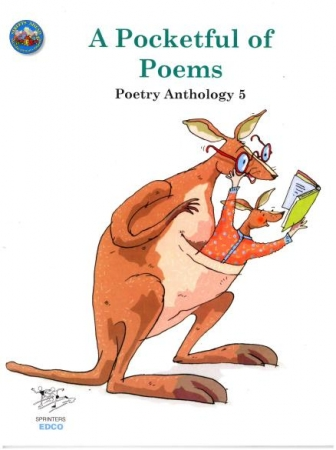 A Pocketful Of Poems 5 - Poetry Anthology - Streets Ahead - Fifth Class