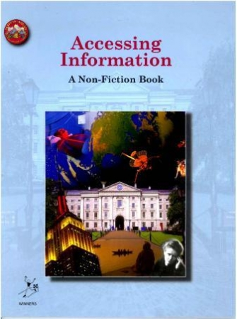 Accessing Information - Information Book - Streets Ahead - Sixth Class
