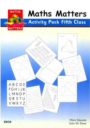 Maths Matters 5 - Pupil's Activity Pack - Fifth Class