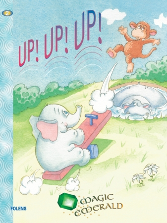 Up! Up! Up! - Core Reader 2 - Magic Emerald - Junior Infants