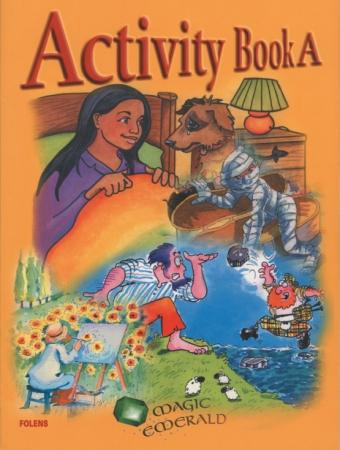 Activity Book A - Magic Emerald - Third Class