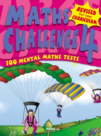 Maths Challenge 4 - Fourth Class