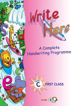 Write Here C - First Class