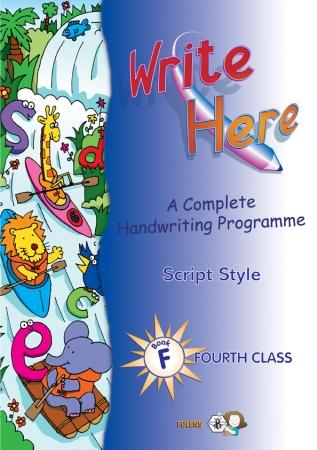 Write Here F - Script - Fourth Class