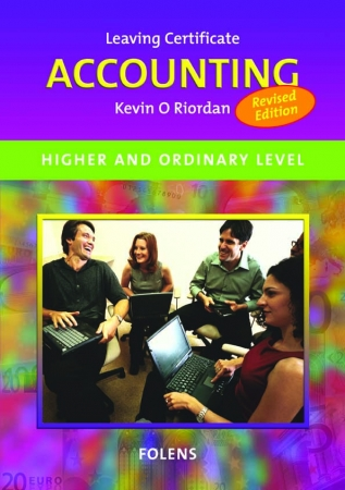 Accounting Textbook - Leaving Certificate Accounting