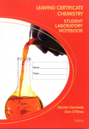 Chemistry Laboratory Notebook - Leaving Certificate Chemistry