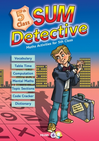 Sum Detective 5 - Fifth Class