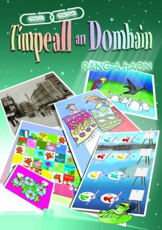 Timpeall an Domhain First Class
