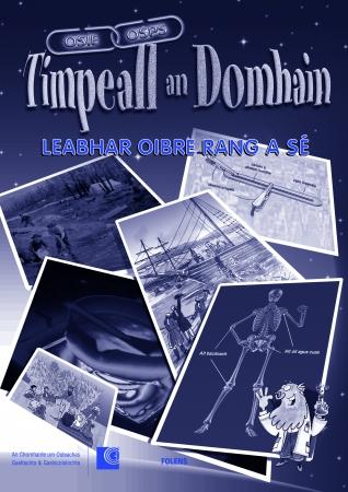 Timpeall an Domhain 6th Class Workbook - Sixth Class