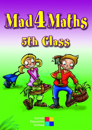 Mad 4 Maths 5th Class
