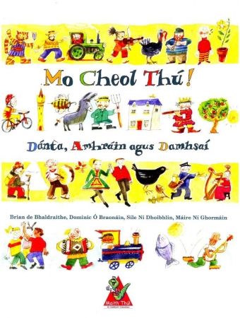 Mo Cheol Thú Textbook - Poems & Songs Third-Sixth Class
