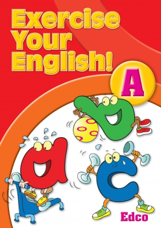 Exercise Your English A - Junior Infants
