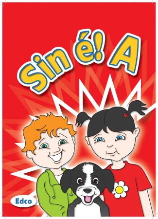 Sin é! A - Junior Infants Textbook