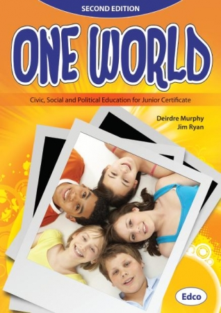 One World Pack - 2nd Edition - Textbook & Workbook