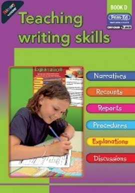 Teaching Writing Skills Book D