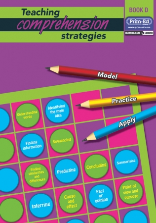 Teaching Comprehension Strategies Book D