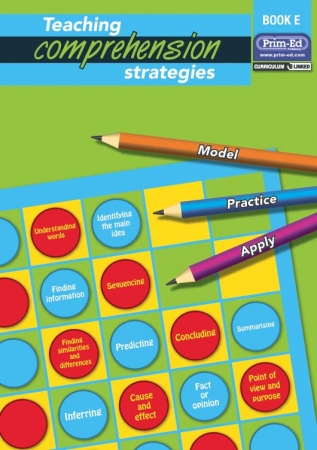 Teaching Comprehension Strategies Book E