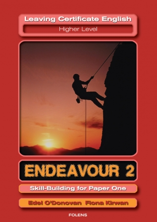 Endeavour 2 - Leaving Cert English Higher Level