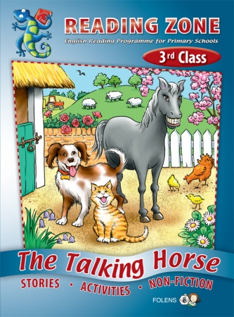 The Talking Horse - Core Reader - Reading Zone - Third Class