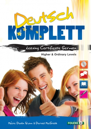 Deutsch Komplett - Leaving Certificate Higher & Ordinary Level