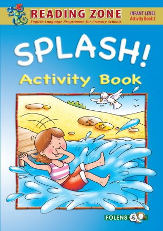 Splash! - Activity Book 3 - Reading Zone - Junior Infants