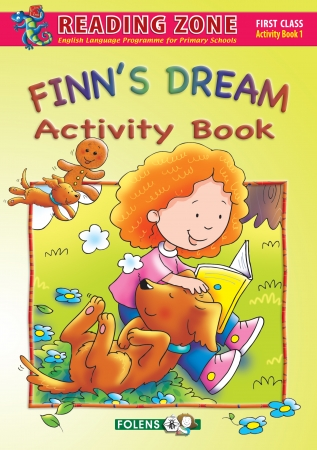 Finn's Dream - Activity Book 1 - Reading Zone - First Class