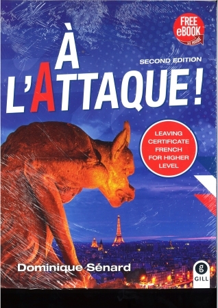 A L'Attaque 2nd Edition - Leaving Certificate French for Higher Level