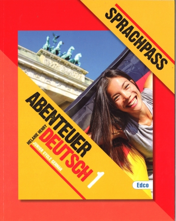 Abenteuer 1 - Workbook Only - Junior Cycle German