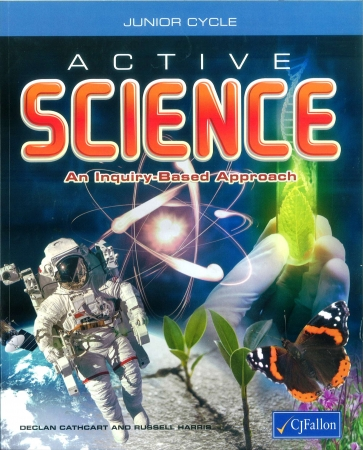 Active Science Pack - Textbook & Workbook - An Inquiry-Based Approach