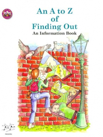 An A-Z Of Finding Out - Information Book - Streets Ahead - Fourth Class
