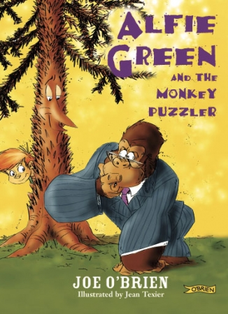 Alfie Green And The Monkey Puzzler - Joe O'Brien