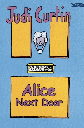Alice Next Door - Judi Curtin