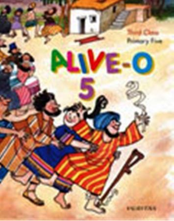 Alive-O 5 Cd