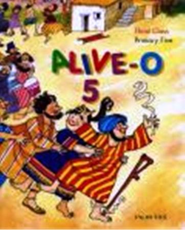Alive-O 5 Pupils Book