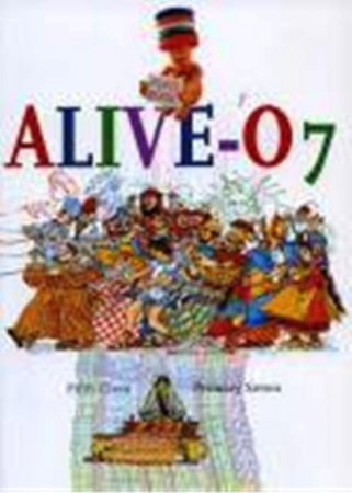 Alive-O 7 Cd