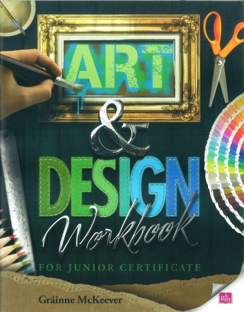 Art & Design Workbook - Junior Certificate Art