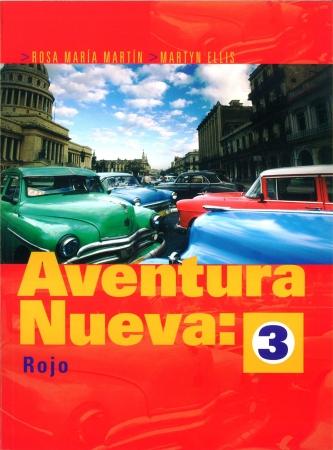 Aventura Nueva 3 Textbook