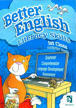 Better English 1 - Literacy Skills Activity Book - First Class