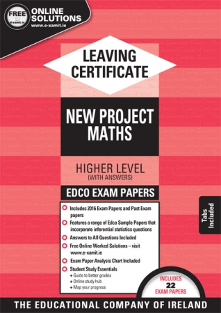 Leaving Cert Maths Higher Level - Includes 2018 Exam Papers