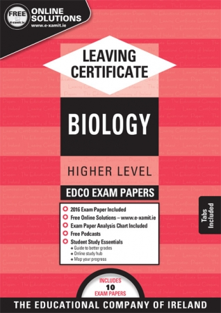 Leaving Cert Biology Higher Level - Includes 2018 Exam Papers