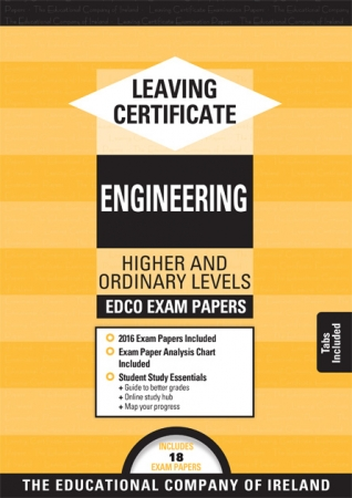 Leaving Cert Engineering Higher & Ordinary Levels - Includes 2018 Exam Papers