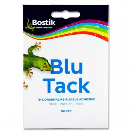 Blu Tack - Small (White)