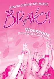 Bravo Workbook - Music for Junior Cert